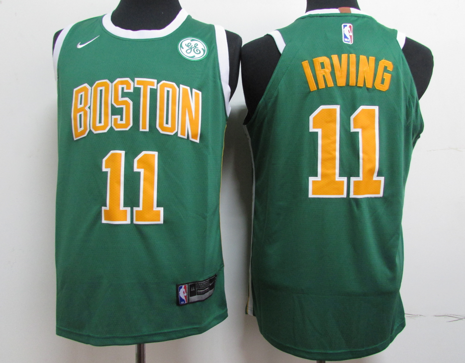 IRVING#11 Verde, Boston 2018/2019