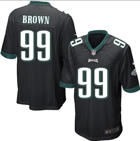 Camiseta del NFL BROWN, Philadelphia Eagles