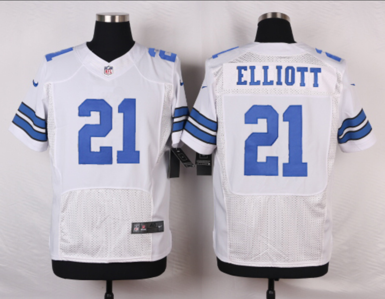 ELLIOTT#21 Blanca, COWBOYS