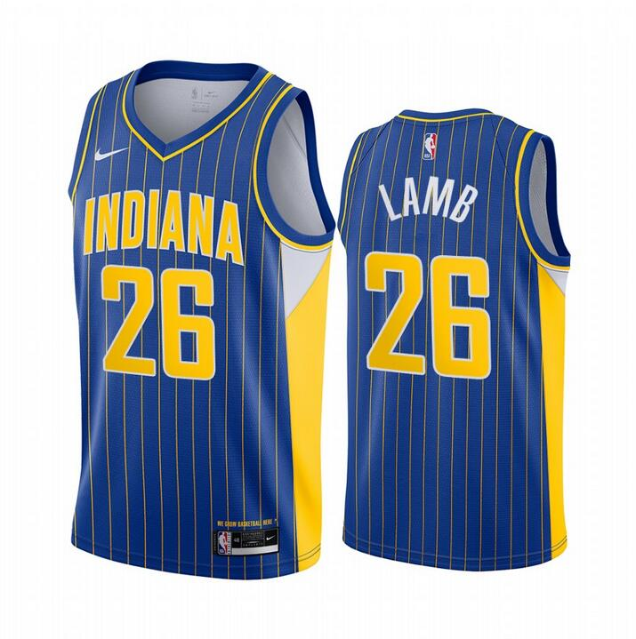 LAMB#26,Indiana Pacers [Hot Press]