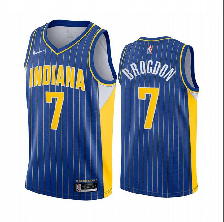 BROGDON#7,Indiana Pacers [Hot Press]